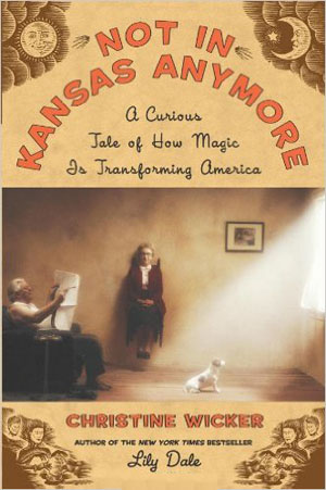 """Not in Kansas Anymore"" book cover"